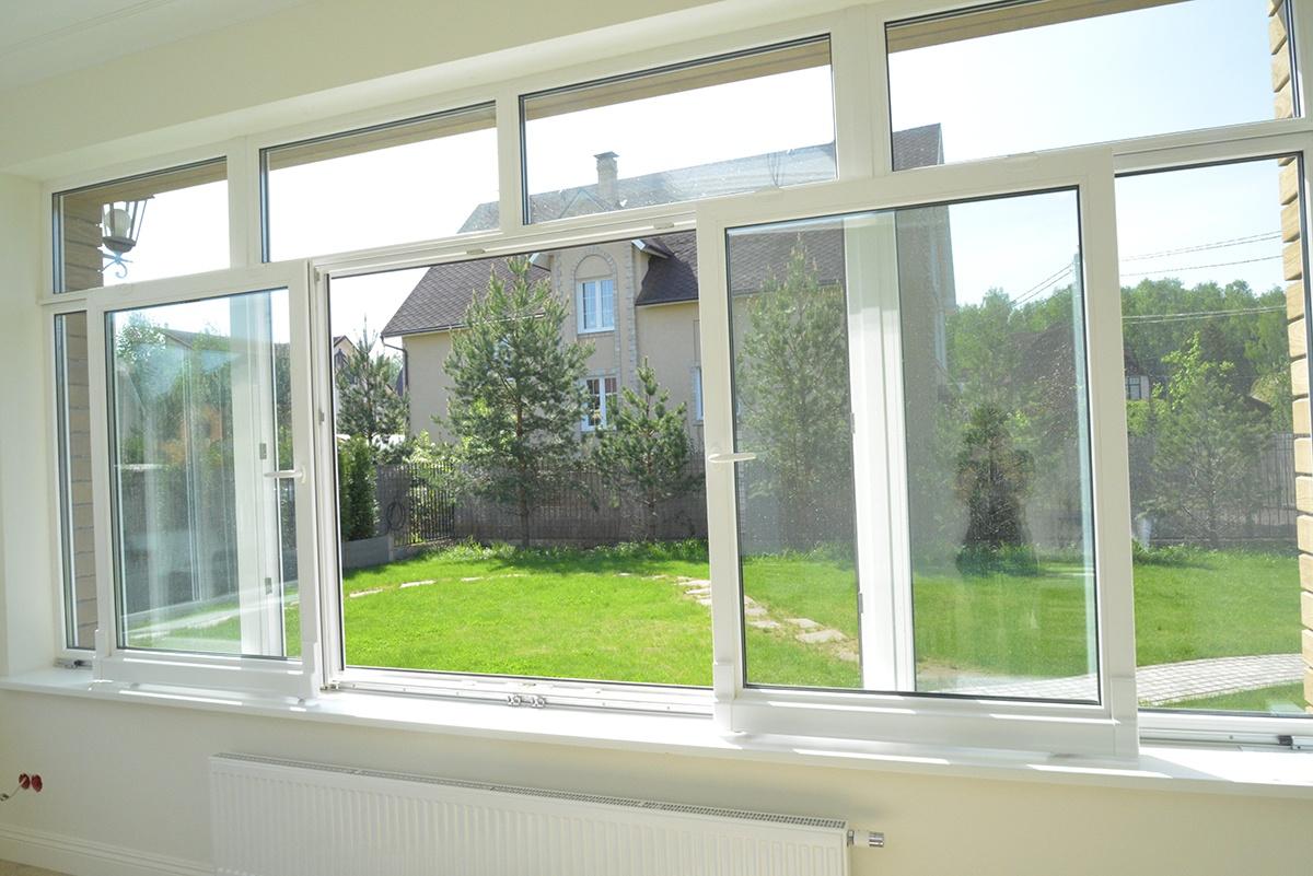 Сдвижные окна для лоджий..