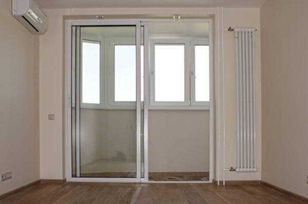 Дверигармошки раздвижные межкомнатные двери Казань  Тиффани